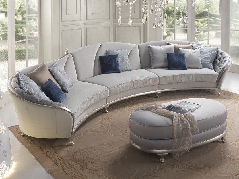 Leather sofa PETRA | Sofa by Gold Confort
