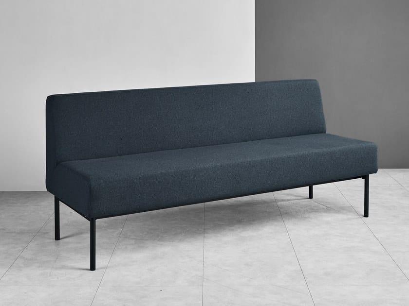 Sofá 3 lugares de tecido MODO S   Sofá by Grado Design
