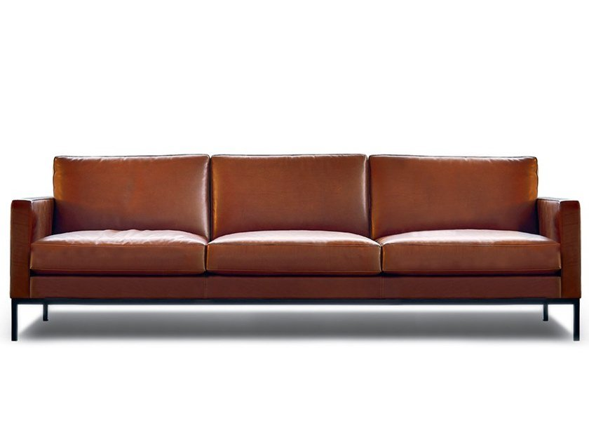 3 seater sofa FLORENCE KNOLL RELAX | 3 seater sofa by KNOLL