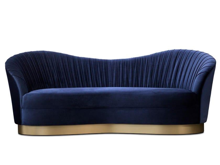 3 seater velvet sofa KELLY   Sofa by KOKET
