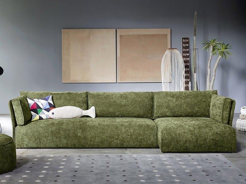 Modular sofa SMUK | Sofa by Novamobili