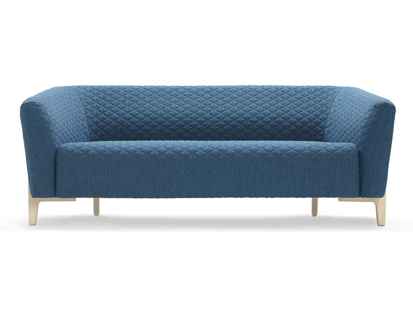 2 seater fabric sofa YOUNG | Sofa by Offecct
