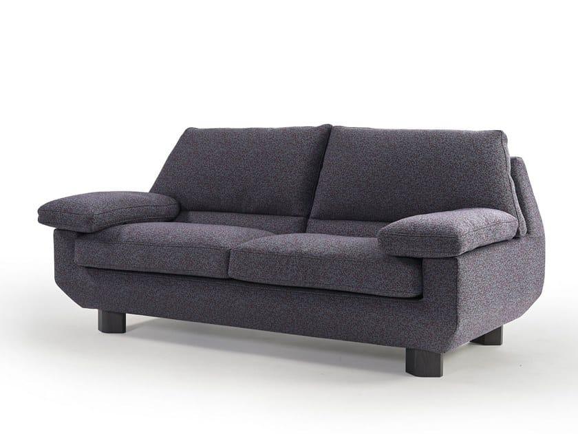 2 seater fabric sofa DB | Sofa by Sancal