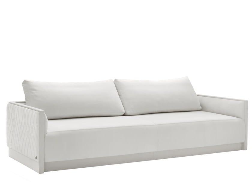 Leather sofa MIAMI | Sofa by Smania