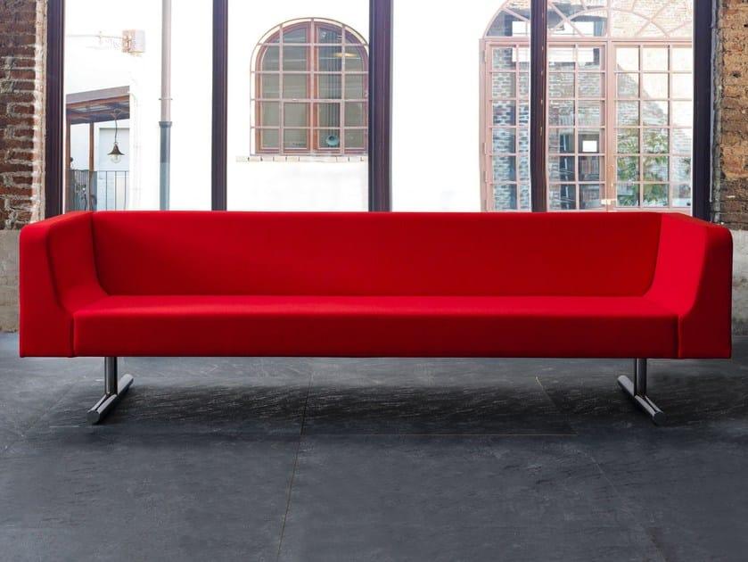 Fabric sofa H2O | Sofa by Tuna Ofis