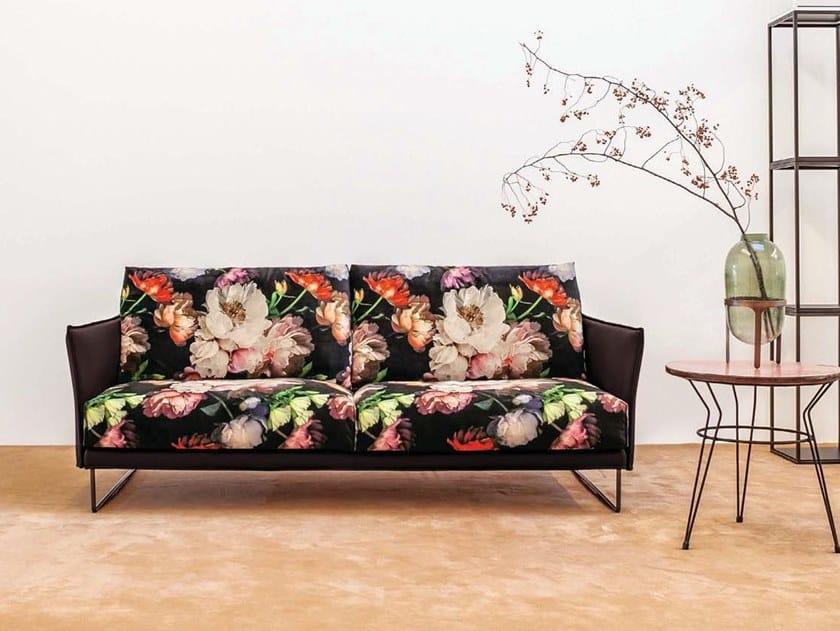 2 seater fabric sofa FINN | Sofa by Twils Lounge