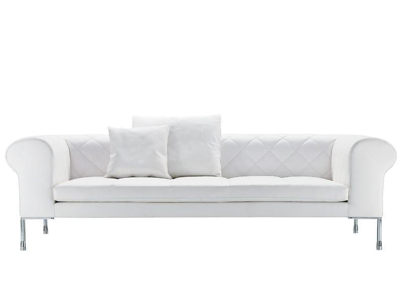 Sofa with removable cover BAROCCO | Sofa by Zanotta