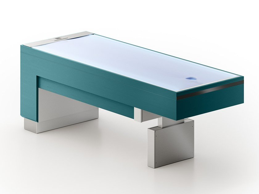Massage bed Soffio by STARPOOL
