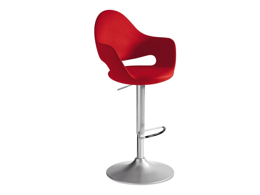 Height-adjustable chair SOFT | Chair by DOMITALIA