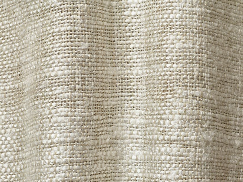 Viscose fabric for curtains SOFT WOOD by Dedar