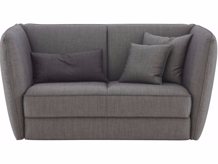 2 seater fabric sofa SOFTLY | 2 seater sofa by Ligne Roset