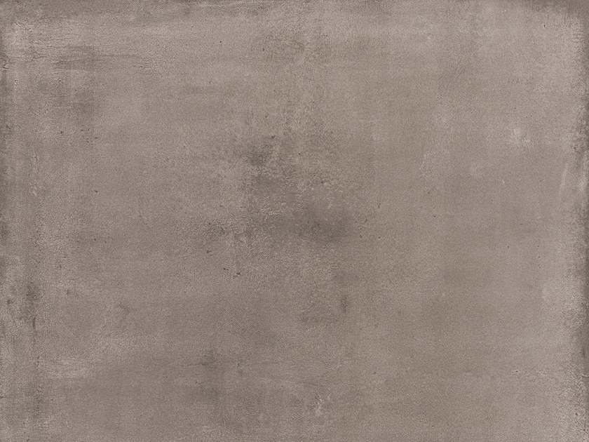 Porcelain stoneware wall/floor tiles with concrete effect SOHO TAUPE by PORCELANOSA