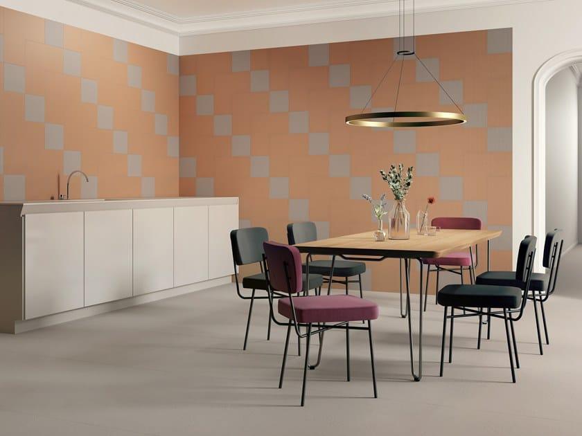 Design Di Interni Ed Esterni : Pavimento rivestimento in ceramica per interni ed esterni solaire