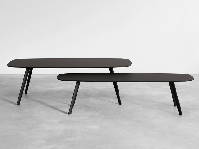 Rectangular Fenix-NTM® coffee table SOLAPA | Fenix-NTM® coffee table by STUA