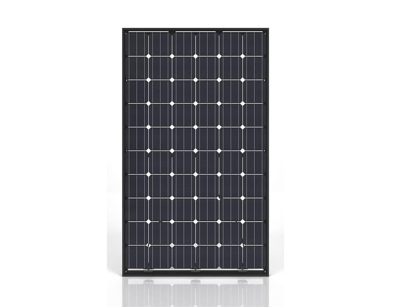 Monocrystalline Photovoltaic module SOLARWATT 60M DOUBLE GLASS by Coenergia