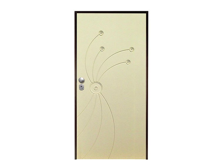 Lacquered safety door SOLE by NUSCO