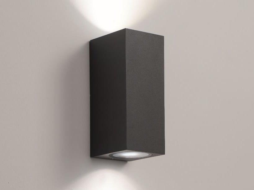 Lampada da parete a LED in alluminio pressofuso SOLE GU10 | Lampada da parete by AiLati