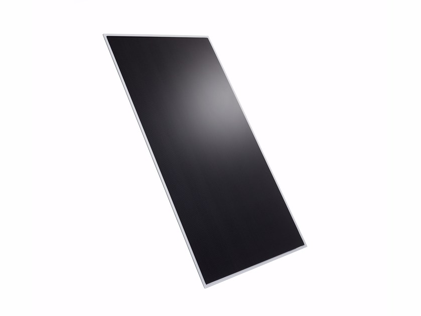Thin film Photovoltaic module SOLIBRO Thin Film with Frame by Coenergia