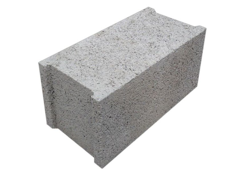 Concrete building block SOLID BLOCKS by ACL