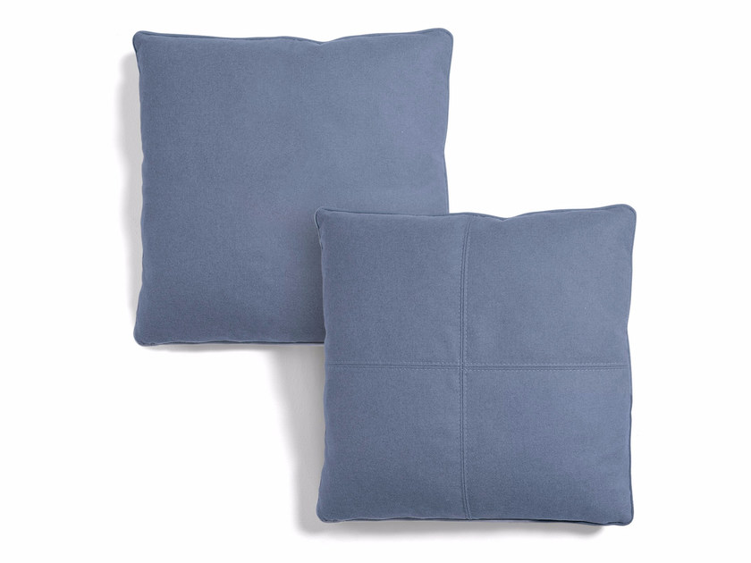 Solid-color fabric sofa cushion Solid-color cushion by CTS SALOTTI