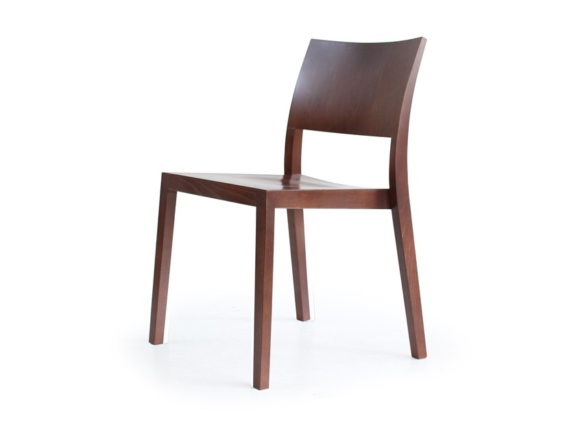 Solid wood chair BONNIE 380 | Solid wood chair by rosconi
