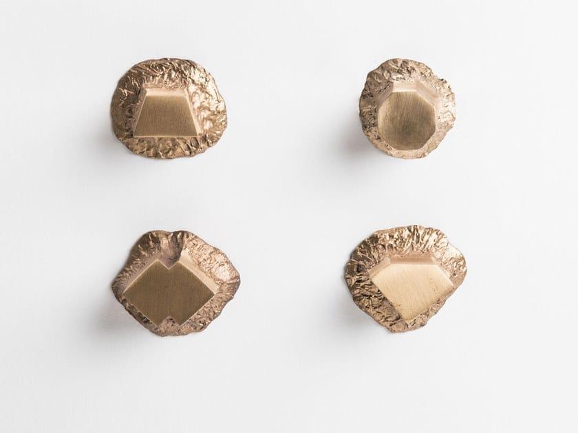 Brass Furniture knob SOLIDO by NJ Interiors