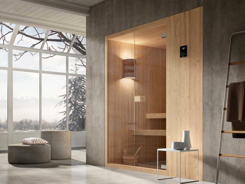 Sauna finlandese SOREHA S by Albatros