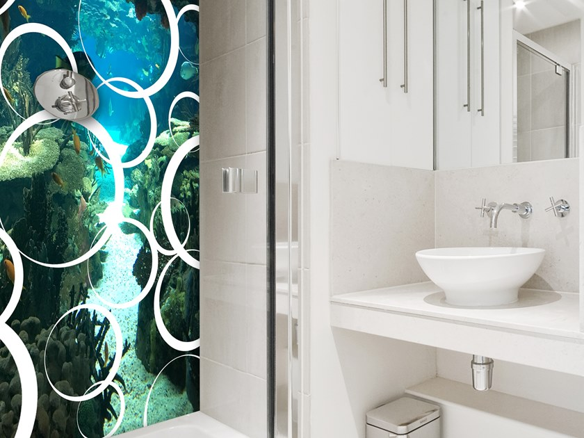 Washable wallpaper SOTTOMARINO by Creativespace