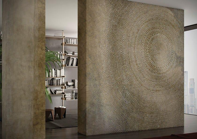 Geometric wallpaper SOUL by GLAMORA