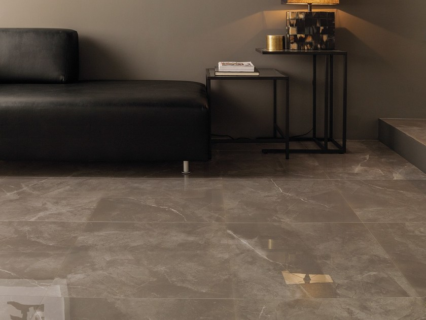 Porcelain stoneware wall/floor tiles with marble effect SOUL STONE by URBATEK