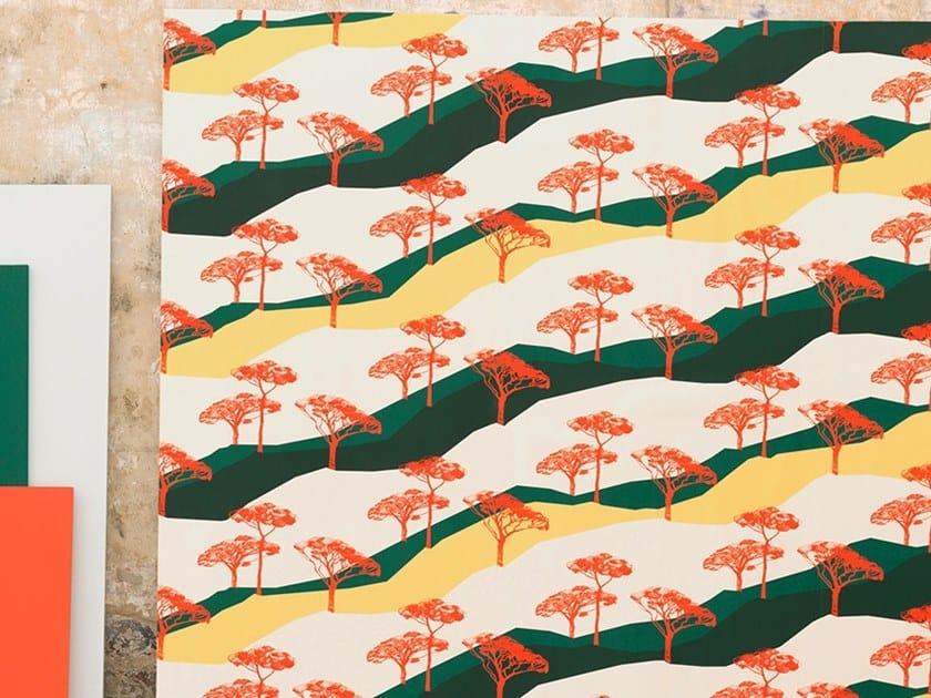 Wallpaper SOUS LES PINS by Ressource