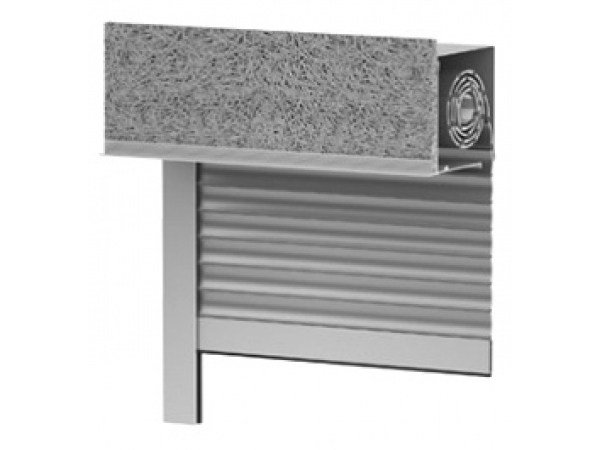 Aluminium roller shutter SP-SP-E by EKO-OKNA