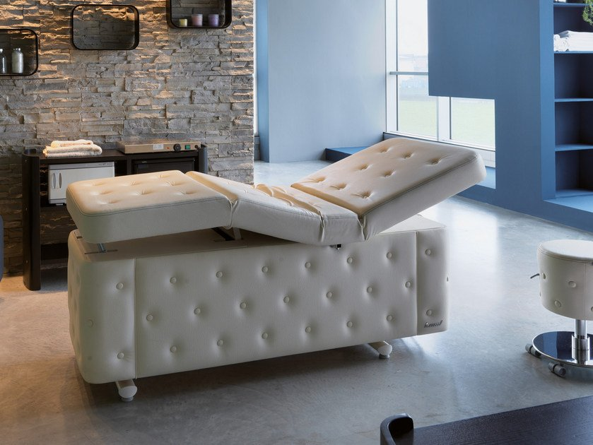 Electric folding massage bed SPA SUITE by Lemi Group