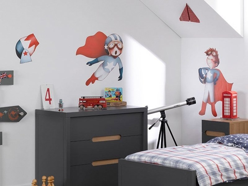 Kids wall sticker SPACE by ACTE-DECO