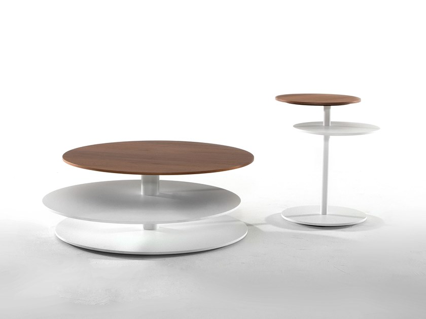 Round coffee table SPACE by Tonin Casa