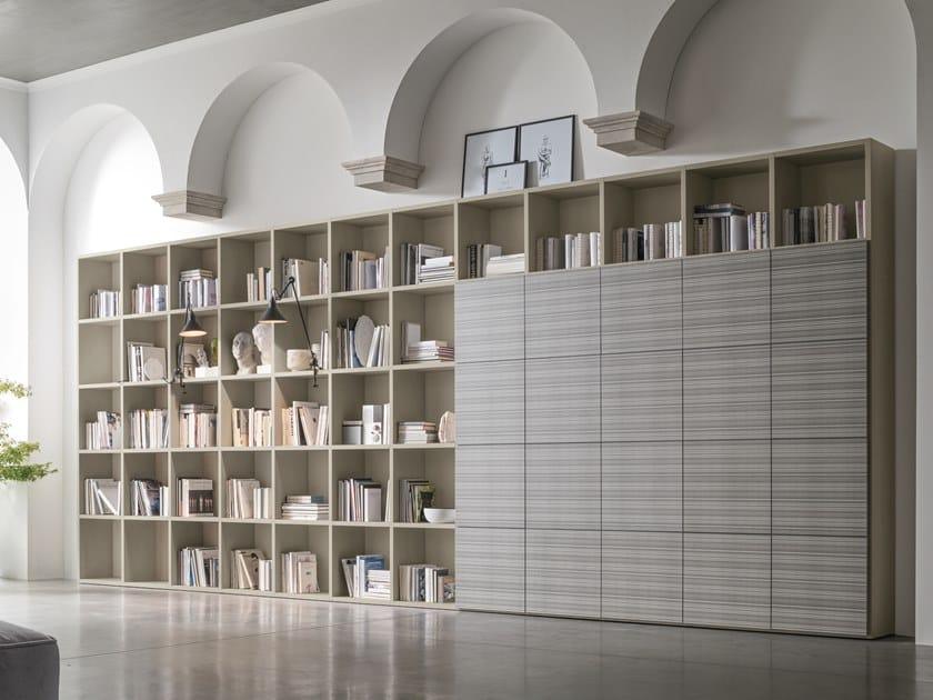 Libreria componibile Libreria by Gruppo Tomasella