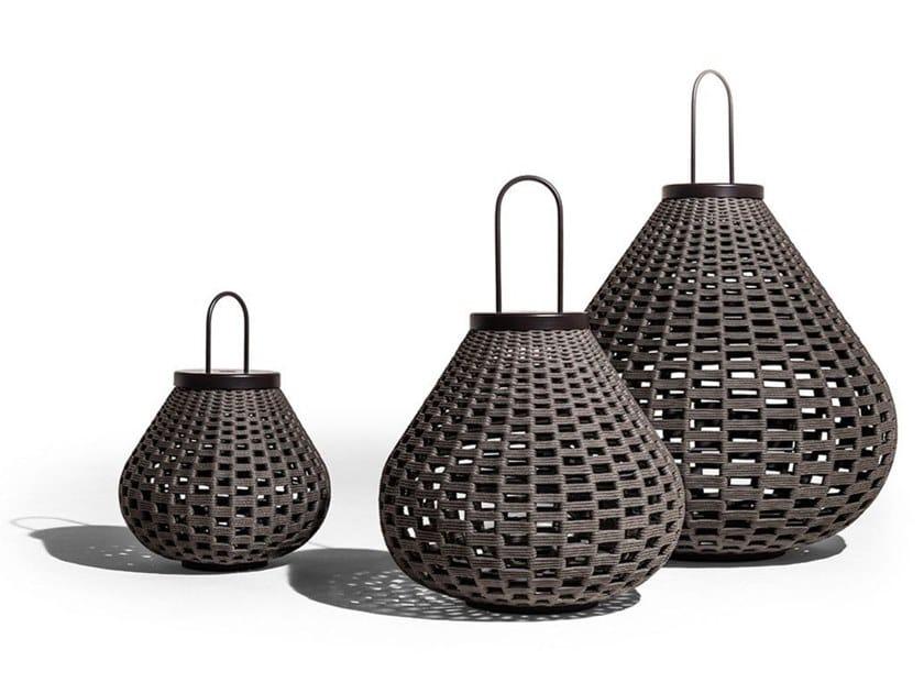 Polypropylene floor lamp / Outdoor table lamp SPARKLER by Poltrona Frau