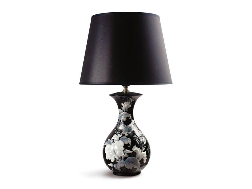 Table lamp SPARROW BLACK by Lladró
