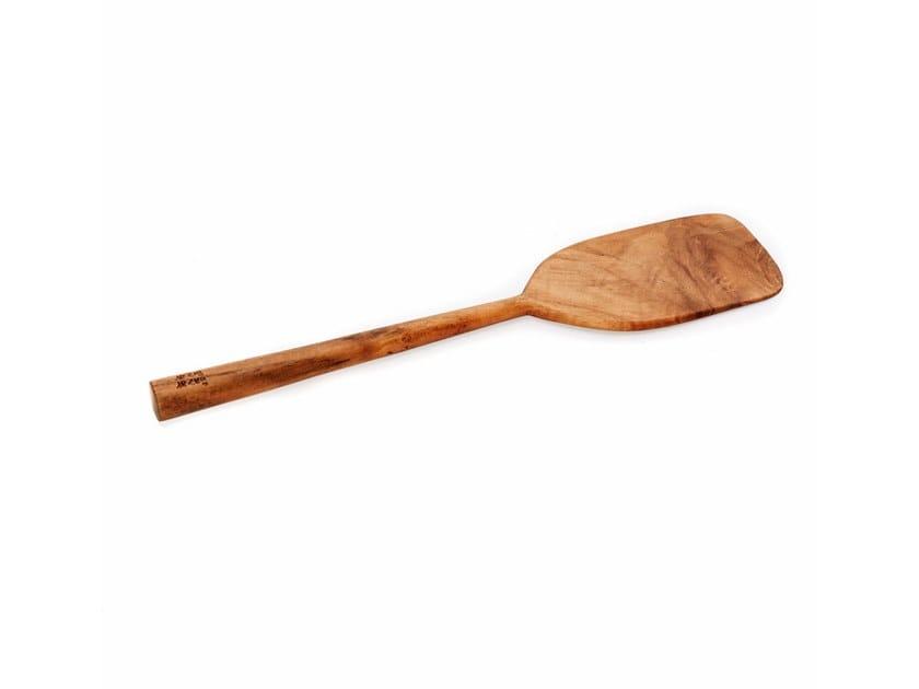 Teak cutlery set SPATULA by Bazar Bizar