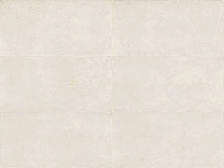 Full-body porcelain stoneware wall/floor tiles with resin effect SPATULA Bianco by Italgraniti