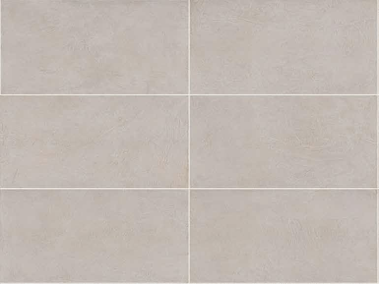 Full-body porcelain stoneware wall/floor tiles with resin effect SPATULA  Perla by Italgraniti