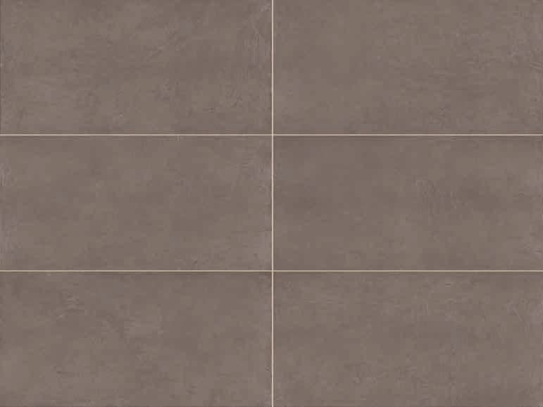 Full-body porcelain stoneware wall/floor tiles with resin effect SPATULA Tabacco by Italgraniti