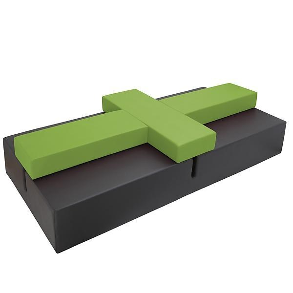 Backless bench seating SPEAKERS CORNER by SMV