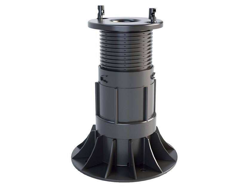Modular system for raised flooring SPECIAL JOIST by ITALPROFILI