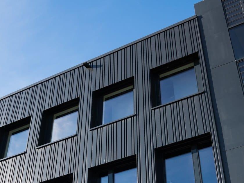 Elementi piani e grecati per facciata ventilata SPECIAL PANEL BEMO by BEMO