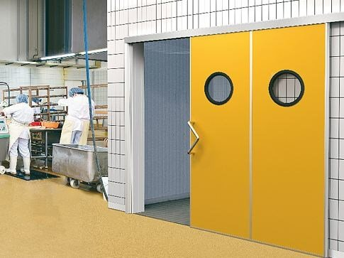 PVC sliding door SPECIALE by ROYAL PAT