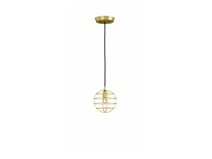Metal pendant lamp SPHERE 20 | Pendant lamp by fambuena