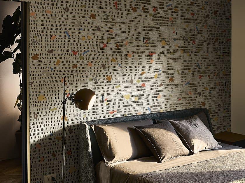Motif wallpaper SPICES by Wall&decò