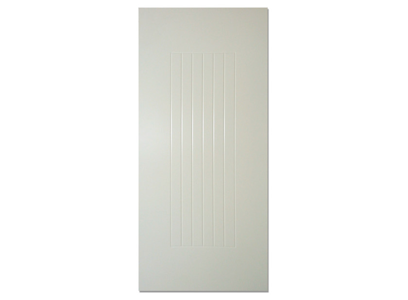 Aluminium armoured door panel SPIGA/KC by ROYAL PAT