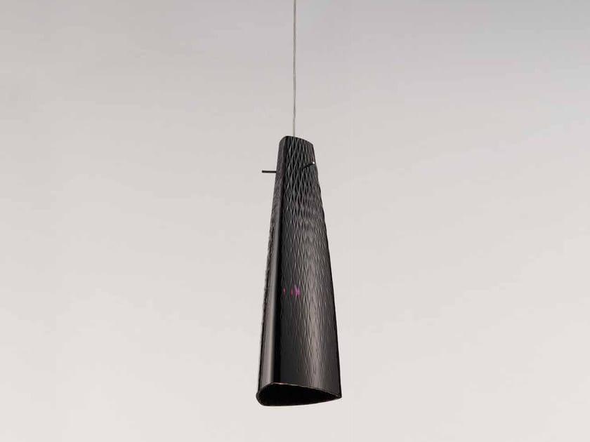 Murano glass pendant lamp SPIN LS 618 by Siru